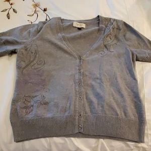 Sonoma graphic sweater